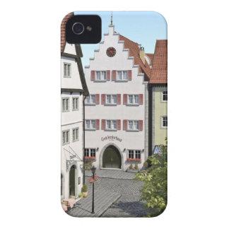 Bayern-Stadt von oben iPhone 4 Hülle