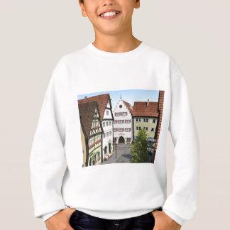 Bayern-Stadt von oben Sweatshirt