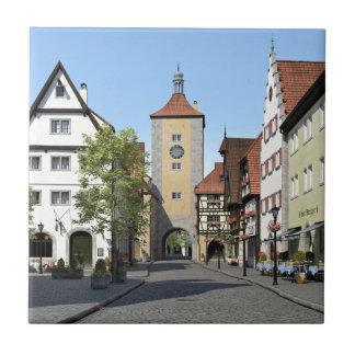 Bayern-Stadthauptstraße Fliese
