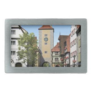 Bayern-Stadthauptstraße Rechteckige Gürtelschnalle