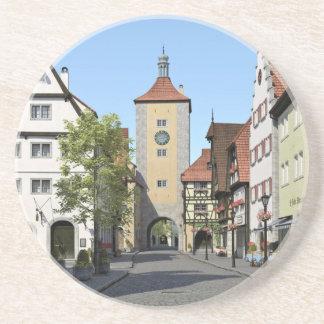 Bayern-Stadthauptstraße Untersetzer