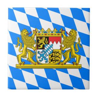 Bayern-Wappen Fliese