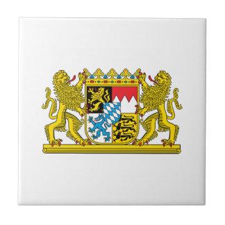 Bayern-Wappen Keramikfliese