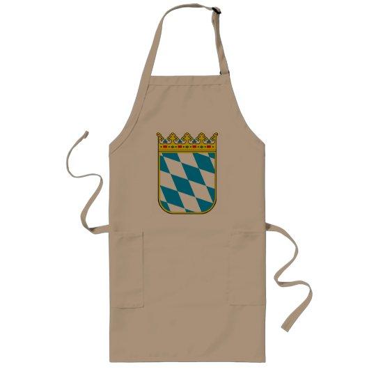 Bayern Wappen Lange Schürze