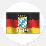 Bayernwappen Stickers