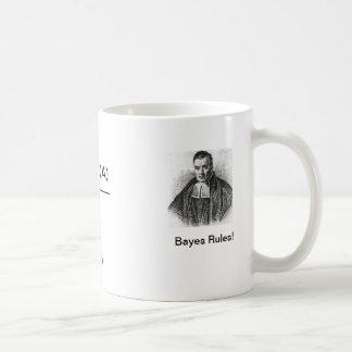 Bayes-Regeln! Kaffeetasse