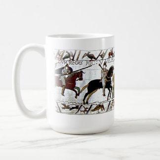Bayeux-Tapisserie-Tasse Kaffeetasse