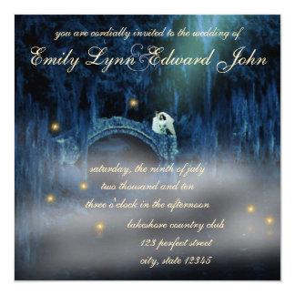 Bayoubliss-Wedding Einladung brünette 2