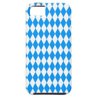 Bayrische Rauten Etui Fürs iPhone 5