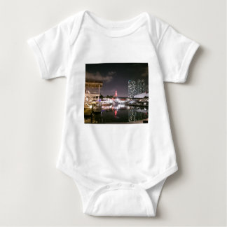 Bayside Marktplatz Miami Baby Strampler