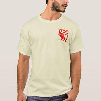BBCmikroeule - kleines Rot T-Shirt
