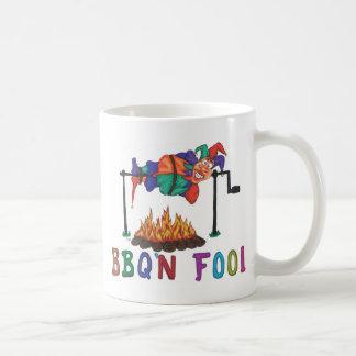 BBQ'n Dummkopf-Kaffeetasse Tasse