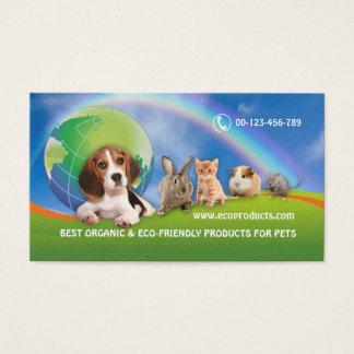 BC für den Bio Verteiler des Produktes Visitenkarte