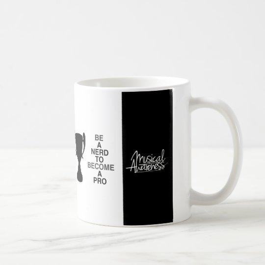 Be a nerd to become a pro - Mug Kaffeetasse