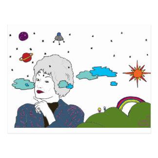 bea im Himmel Postkarte
