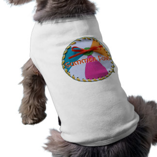 Beachball Hundeshirt Top