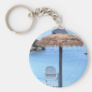 Beachy Einladung keychain Schlüsselanhänger