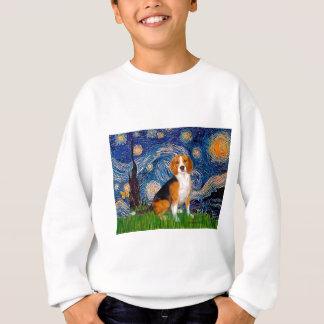 Beagle 7 - Starry Nacht Sweatshirt