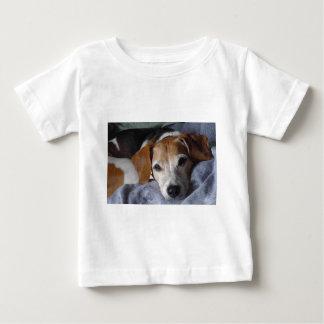 Beagle-Geländeläufer Hund Baby T-shirt
