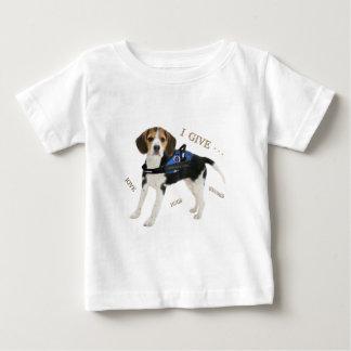 Beagle holt Komfort-Hund Baby T-shirt