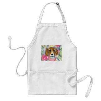 Beagle-Hund Schürze