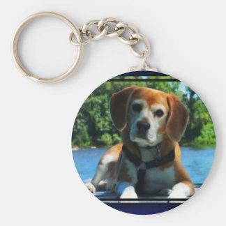 Beagle Keychain 2 Schlüsselanhänger