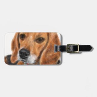 Beagle Kofferanhänger