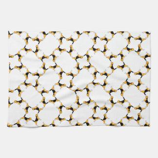 Beagle-Netz Geschirrtuch
