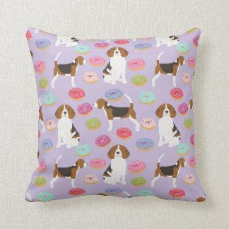 Beagle-Schaumgummiring-Kissen Kissen