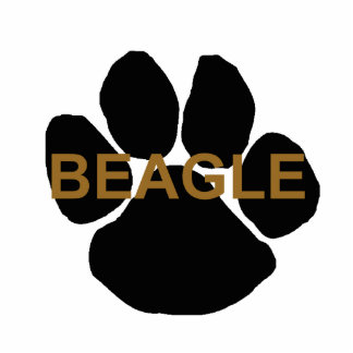 Beaglenamenstatze Fotoskulptur Schlüsselanhänger