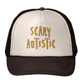Beängstigende autistische Hüte Kultkappe
