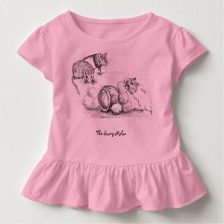 beängstigende Melonegeschichte der Ratte Kleinkind T-shirt