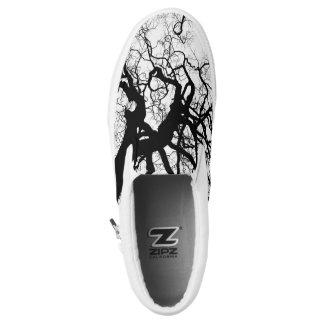Beängstigender Baum Slip-On Sneaker
