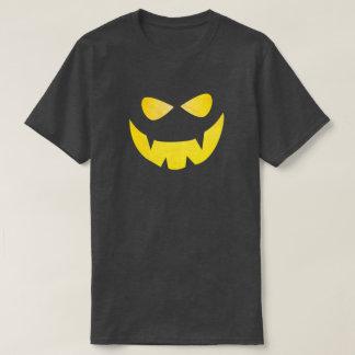 Beängstigender Gesichts-Halloween-T - Shirt