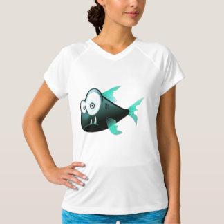 Beängstigender Piranha T-Shirt