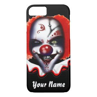 beängstigendes Clown meme Halloween oder iPhone 8/7 Hülle