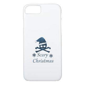 Beängstigendes Weihnachten iPhone 8/7 Hülle