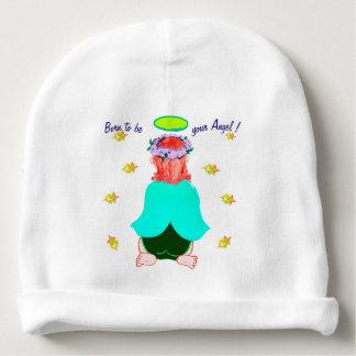 Beanie: Geboren, Ihr Engel zu sein Babymütze