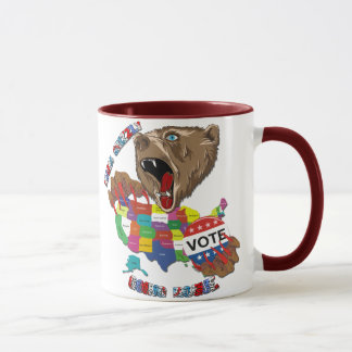 Bear-Graphic-3 Tasse