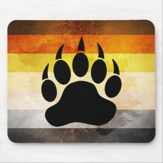 Bear Mouse Pad Mousepad