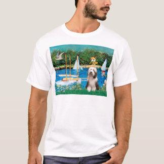 Beardie 1 - Segelboote T-Shirt