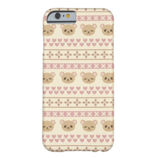 Bearfaced durch Yokute Barely There iPhone 6 Hülle