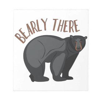 Bearly dort notizblock