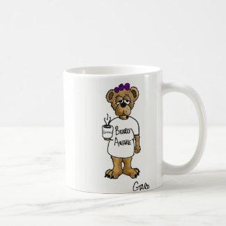 Bearly wache Kaffee-Tasse Kaffeetasse