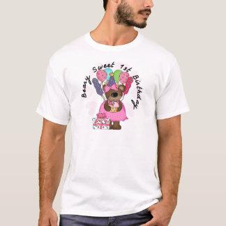 Beary Bonbon-1. Geburtstags-T-Shirts und Geschenke T-Shirt