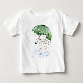 Beary nasser Teddybär Baby T-shirt