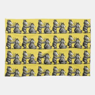 Beary Nizza Friseur Handtuch