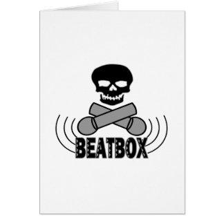 Beatbox Karte