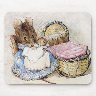 Beatrix Potter, Hunca Munca, Mutter-Maus Mauspad