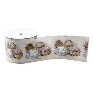 Beatrix Potter, Momma Maus, Babys, Gewohnheit Ripsband
